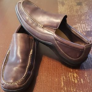 Cole Haan Tucker Venetian Leather Loafers